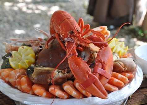 seafood platter 1232389_640