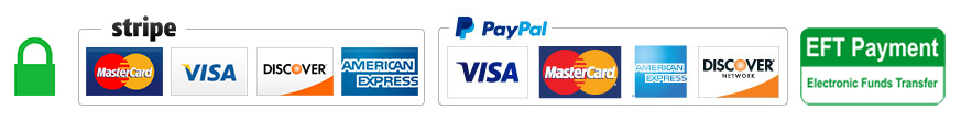 Cellar Drop uses SSL security encryption and accepts Stripe and Paypal payments with our Business Account Dai Ha Pty Ltd