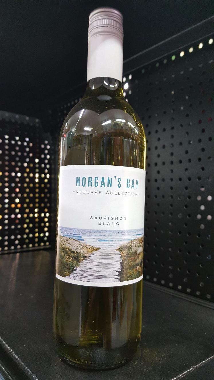 Morgans Bay Sauvignon Blanc front
