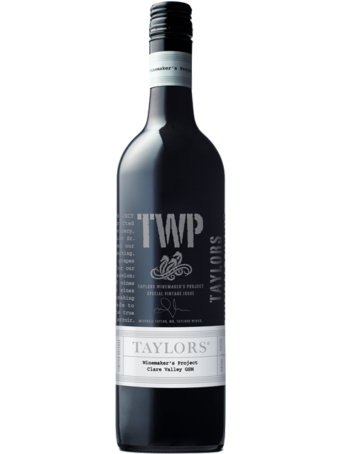 Taylors Winemaker Project Clare Valley Grenache Shiraz Mourvedre